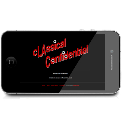 Classical Confidential